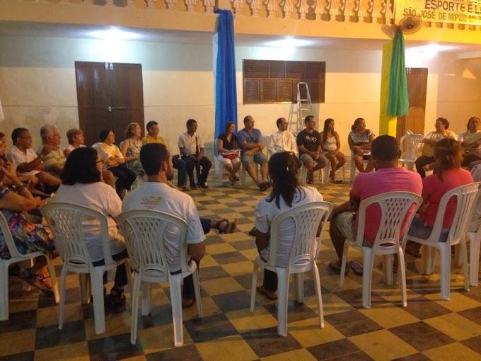 PREPARAÇÃO PARA FESTA DOS PADROEIROS 2014