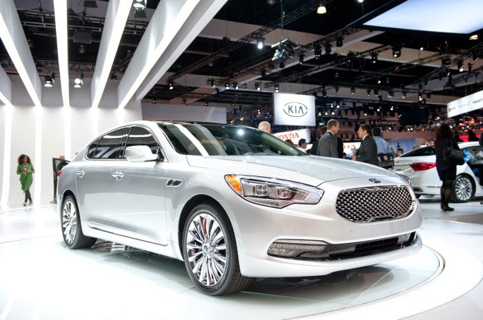 2016 KIA K900 release date and Price