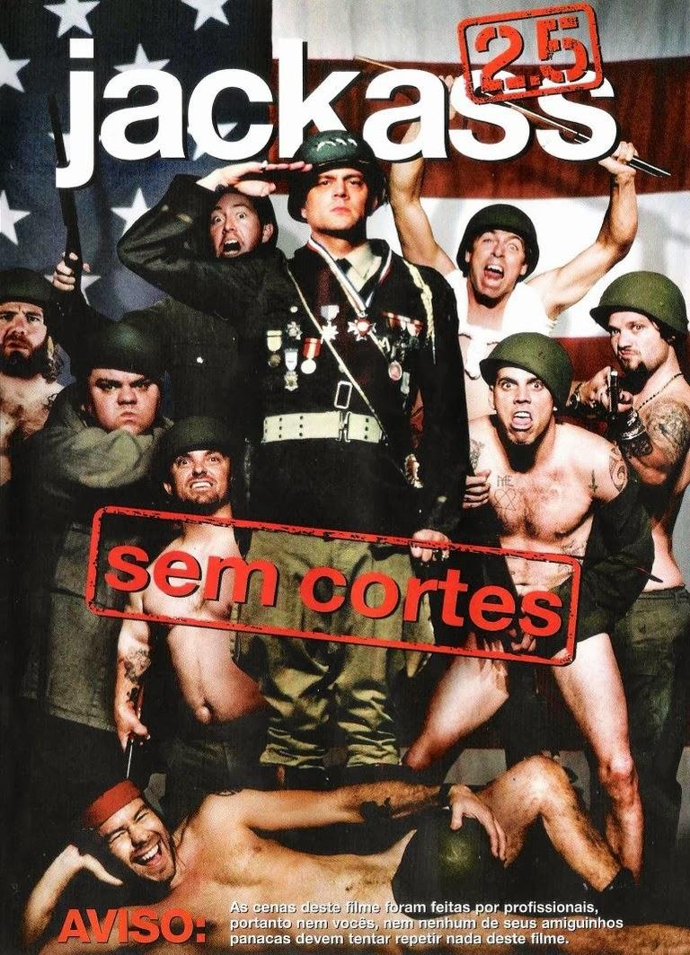 Jackass 2.5: Sem Cortes – Legendado (2007)