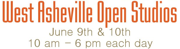 West Asheville Open Studios