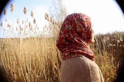 Risa Bangga Jadi Bagian dari Muslim Jepang