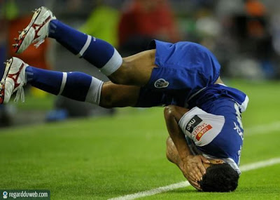 Photos poilantes et surprenantes Sport - Football v12