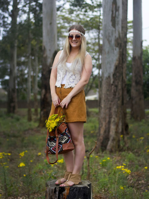 Camilla Jane || Lookbook Flower Power