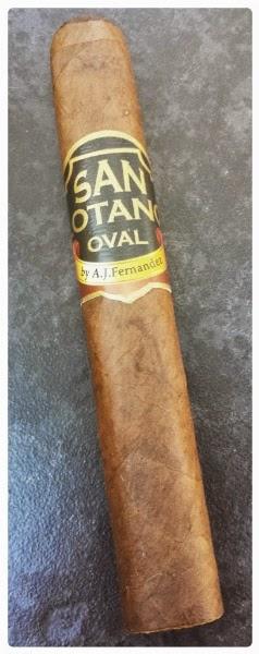San Lotano Oval Corona Cigar