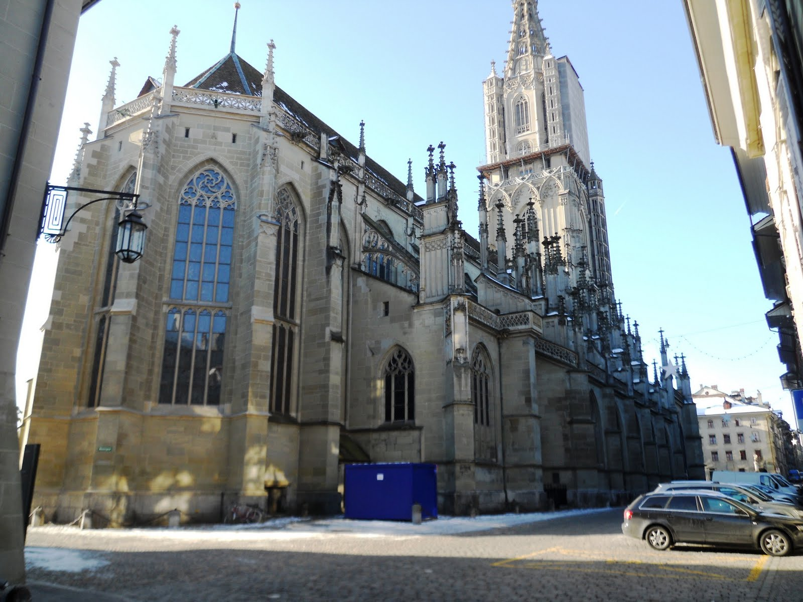 New Liturgical Movement The Cathedral Of Bern