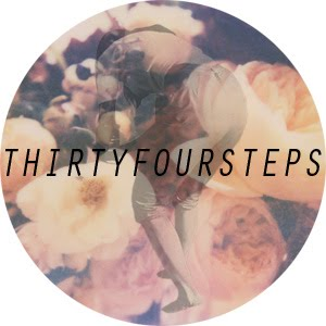 Thirty Four Steps blog