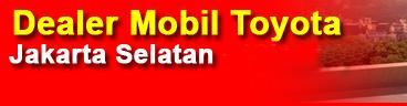 Promo Mobil Toyota Jakarta Selatan