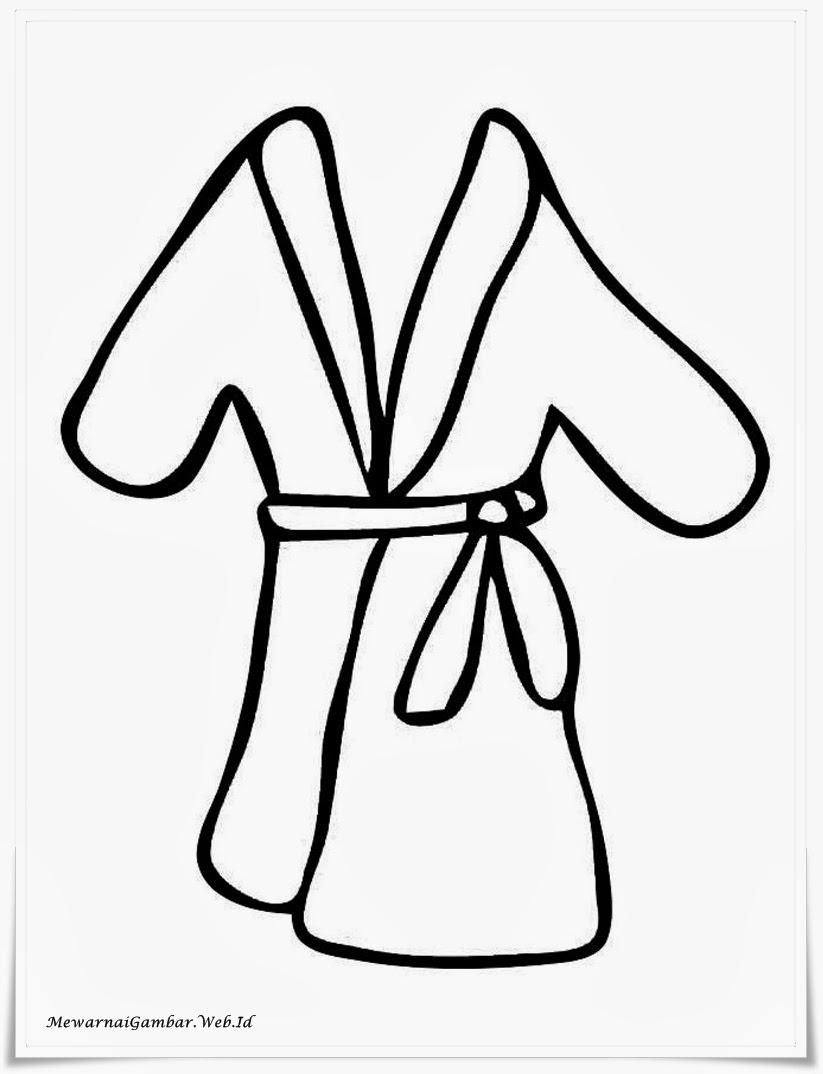 Download image Gambar Pakaian Mandi Untuk Diwarnai Modelminimalis Info