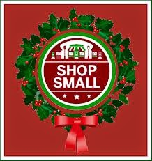 Tis the Season to Shop Small...