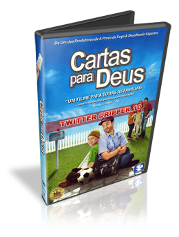 Download Cartas Para Deus DVDRip 2011 (AVI Dual Áudio + RMVB Dublado)