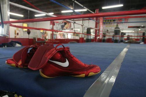 zapatillas de boxeo nike