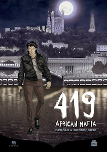 """ 419 African Mafia "" Ankama Editions"