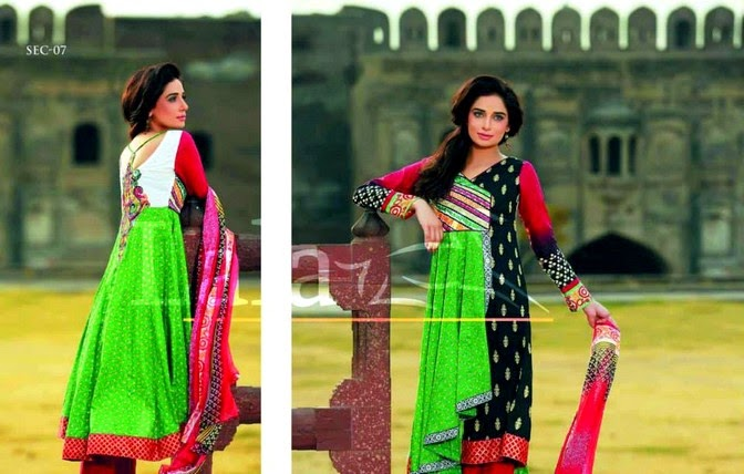 Lala Designer Dresses for EID