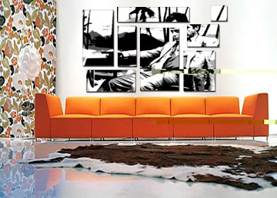Canvas Art  Interior Design