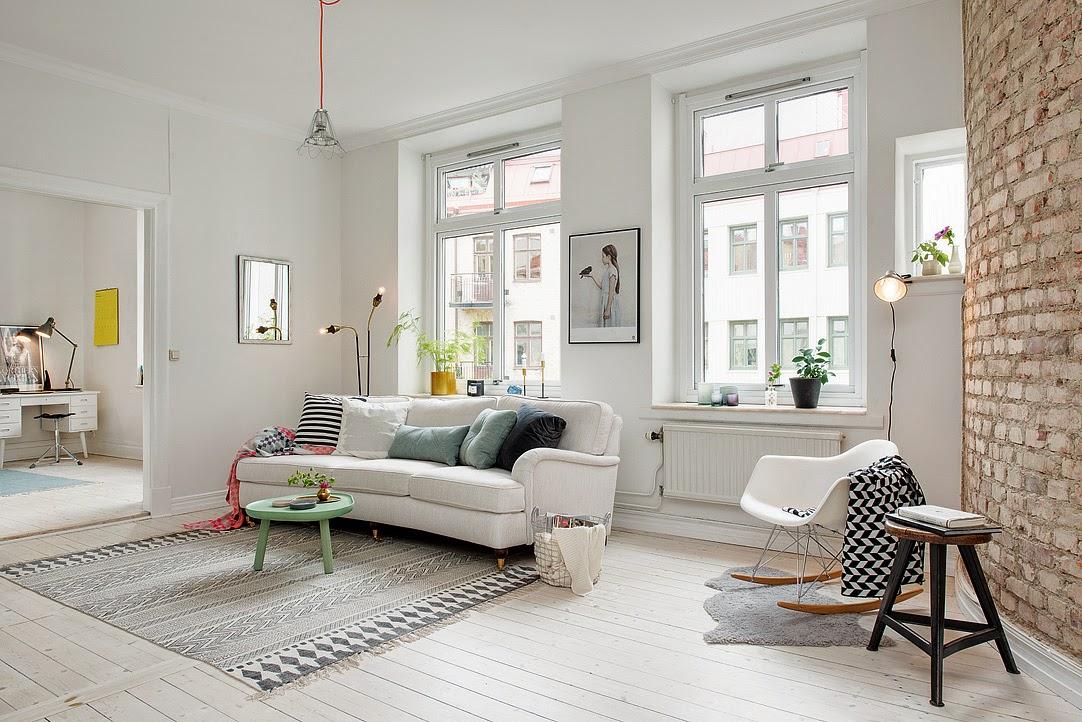 Apartamentos Decoracion Nordica ~ decoracion nordica