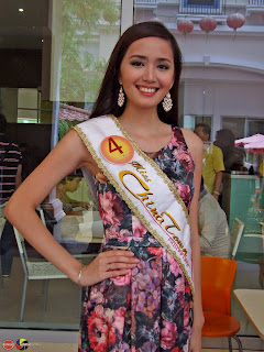 of the Mr and Miss Chinatown Philippines ~ AXL Powerhouse