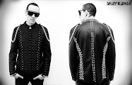 SPIKE AND CHAIN JACKET