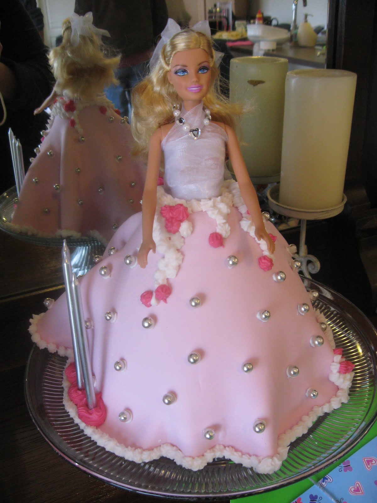 pretty lady was dubbed Princess Claudia when the 3 year old birthda...