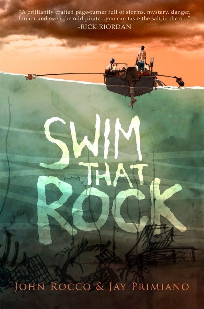 swim that rock rick riordan. Black Bedroom Furniture Sets. Home Design Ideas