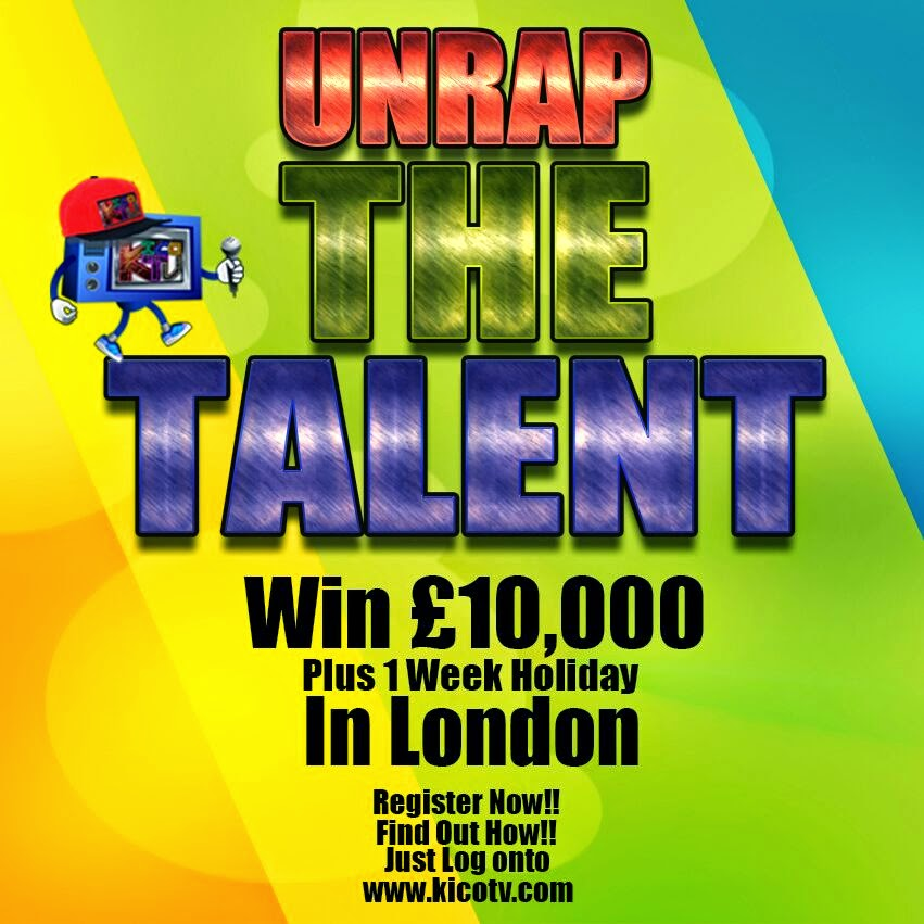 Win 10,000 Pounds Plus One Week Holiday