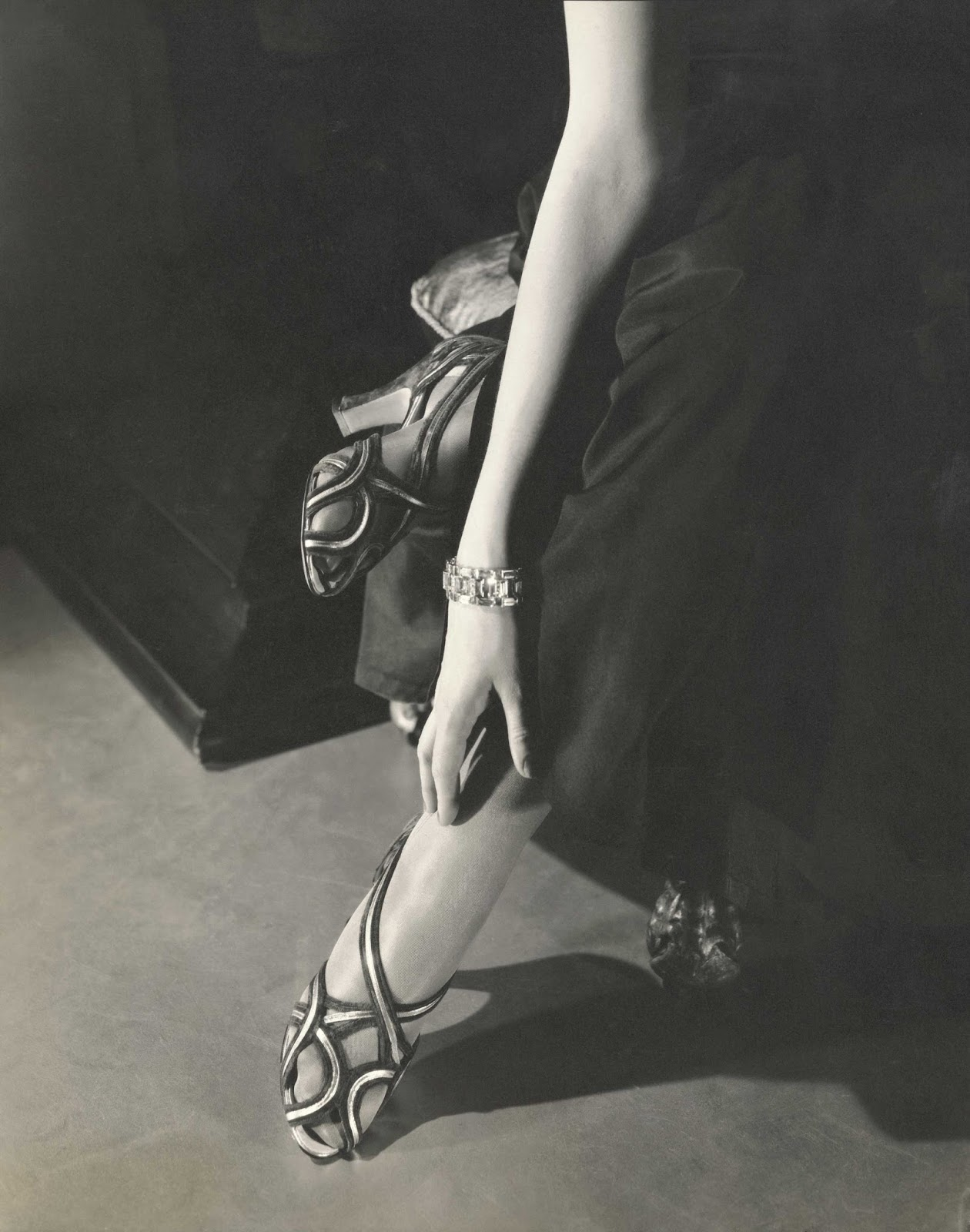 Princess Nathalie Paley, Edward Steichen. Fotografía | Photography