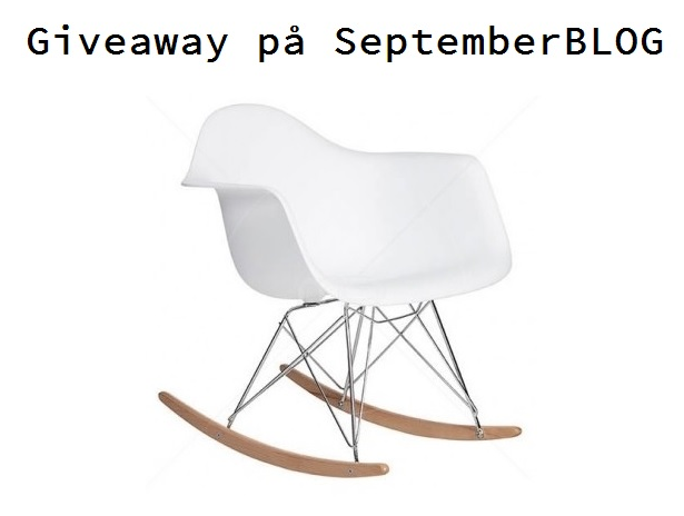 Give away hos SeptemberBLOG