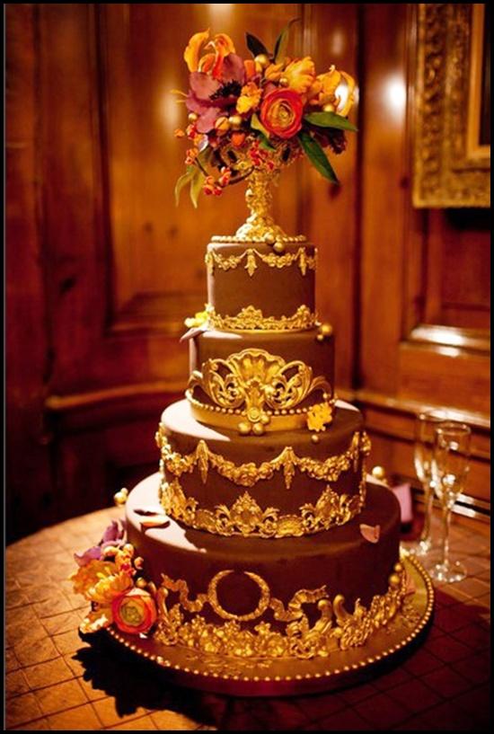 50 Unusual Wedding cakes designs   Stylishwife