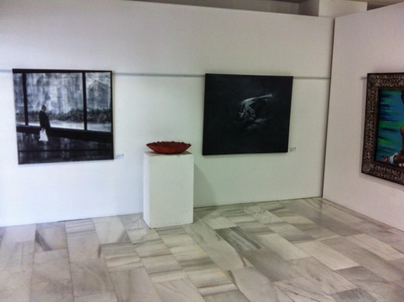 Ausstellung Casa de Cultura Calpe