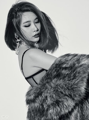JeA Brown Eyed Girls GQ November 2015
