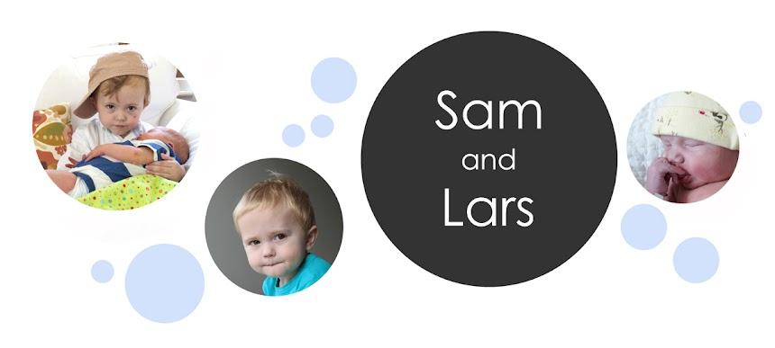 Sam and Lars