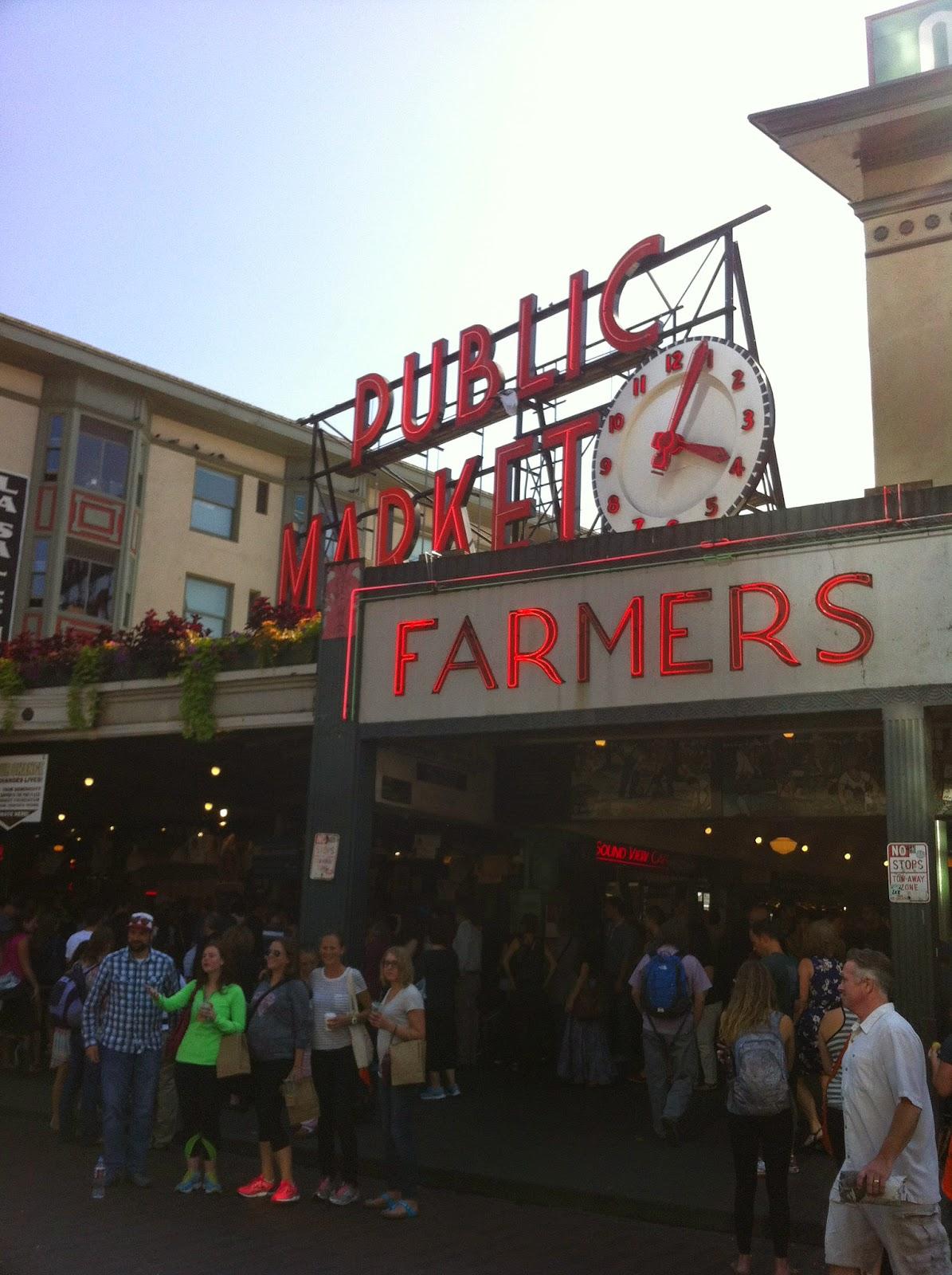 Nuun Hood to Coast- Pike Place Market1