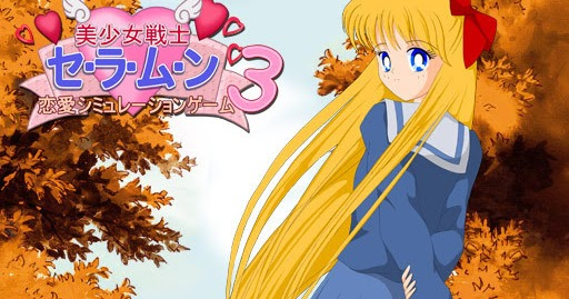 Sailor moon dating simulator online