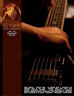 El Vuelo Rock Magazine Edición N°03