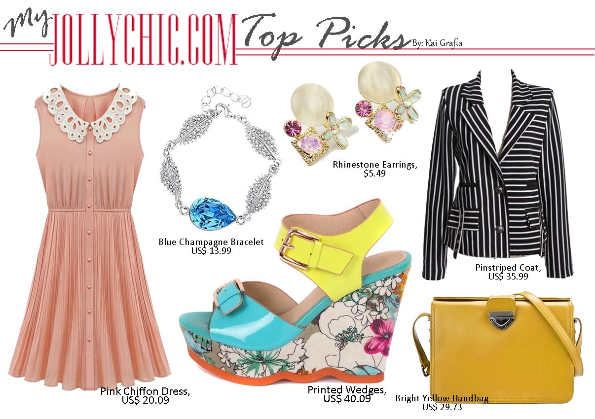 Jollychic cheap asian fashion dresses