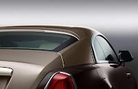 Rolls-Royce Wraith (2014) Rear Side Detail