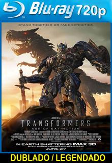 Assistir Transformers: A Era da Extinção Dublado