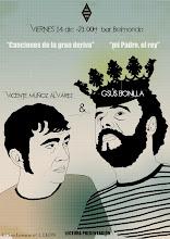 VICENTE MUÑOZ & GSÚS BONILLA EN LEÓN
