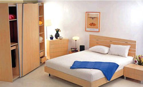 Design chambre coucher - Chambre simple moderne ...