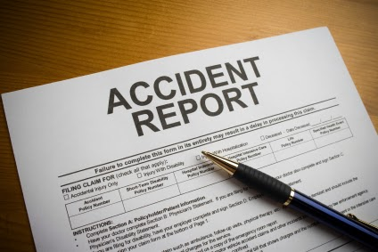 Off the Air Auto+Accident+Report