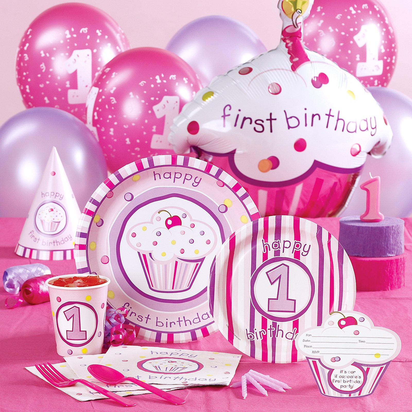 Alluring DeKor 40 Fun Birthday Ideas For Little Girls