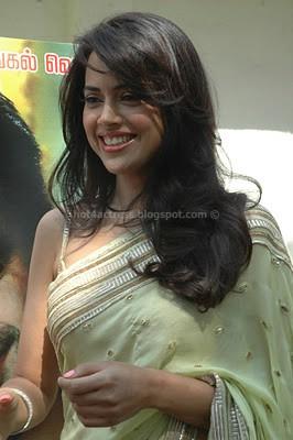 Sameera reddy hot saree stills