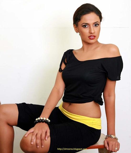 Srilankan Sexy Models: Udari Warnakulasooriya's Unseen Photos