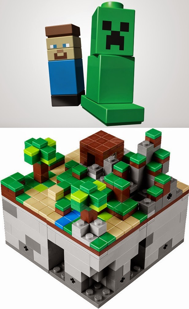 Birthday Present Ideas for Kids who love Minecraft