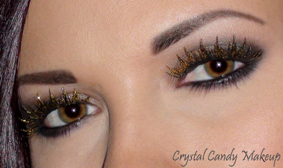 Faux-cils Holodiam de Make Up For Ever (Collection Holiday 2012) - Eyelashes