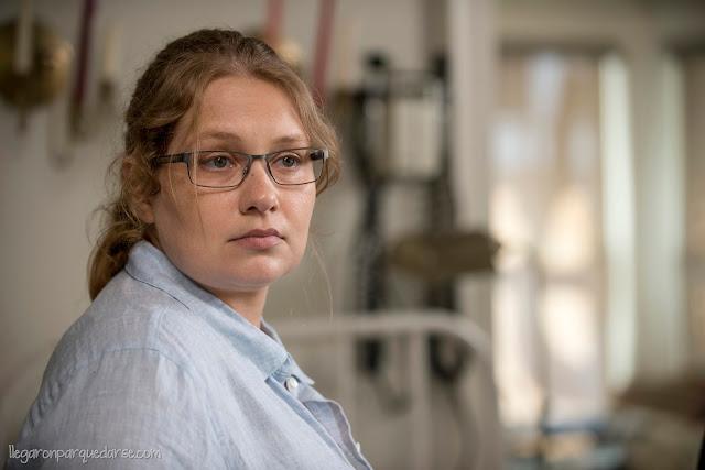 TWD 6x02 - Dr. Denise Cloyd (Merritt Wever )
