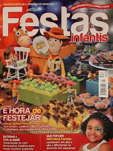 Revista Festas Infantis Ed.45