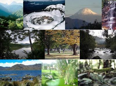 Parques de Ecuador