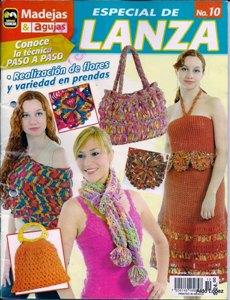 Revista Madejas & Agujas Especial de Lanza №10
