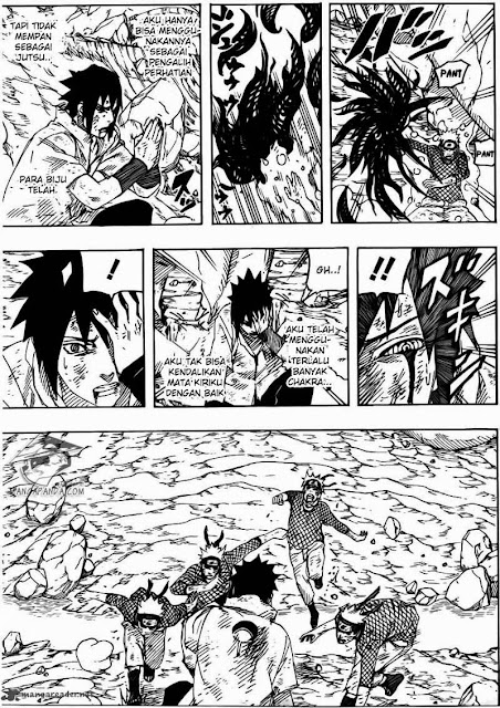 Naruto - Chapter:697 - Page:07