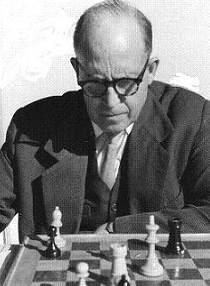 El ajedrecista Ángel Ribera